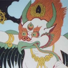 Padma Comes to Tibet
